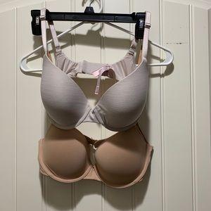 Victoria Secret 34 D Demi bras